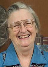Portrait d'Elinor Ostrom