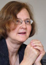 Portrait d'Elizabeth Blackburn